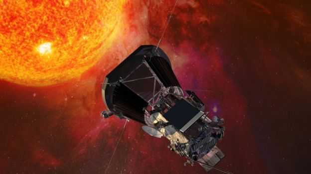 La Sonda Solar Parker