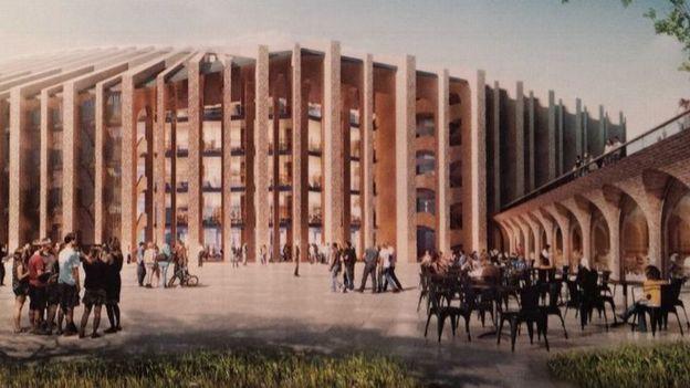 Impresión artística del nuevo Stamford Bridge. (Foto: ChelseaFC/Herzog & De Meuron)