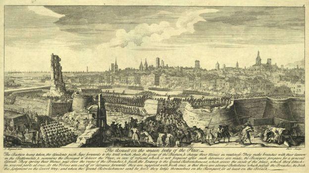 Asedio de Barcelona.