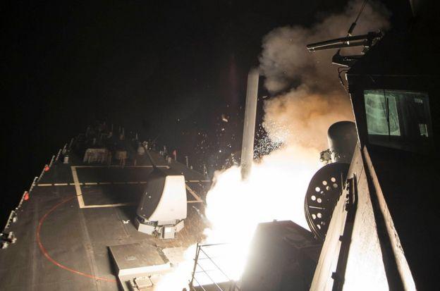 美國海軍導彈驅逐艦羅斯號(USS Ross)