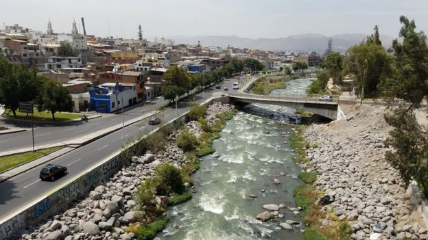 Río Chili (Foto: Analía Llorente)