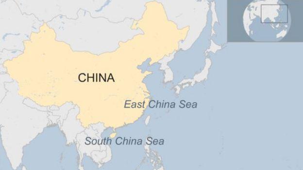 Bahari hiyo ya kusini mwa China