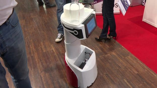 Ubo robot