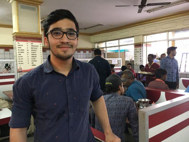 رستوران در حیدرآباد
