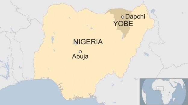 Nigerian girls escape Boko Haram attack