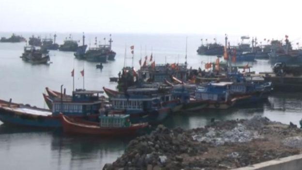 Puerto de Vietnam