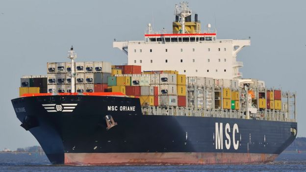 Container drug smuggline