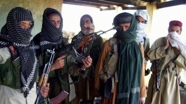 مبینہ طالبان گروہ