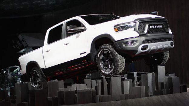 Ram 1500 truck