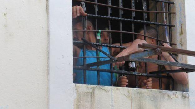 Presos em Manaus