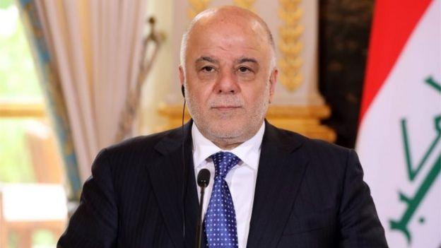Prime Minister of Iraq, Haider al-Abadi.