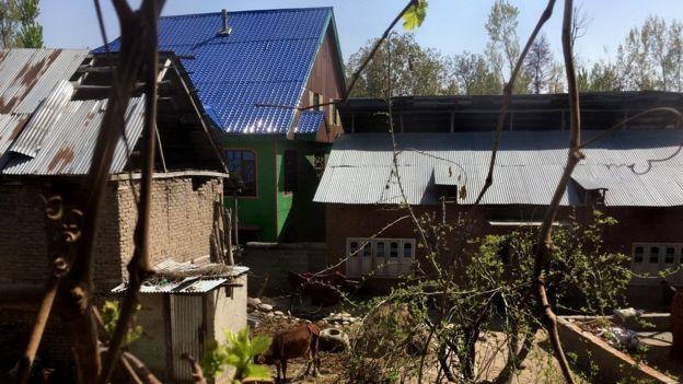 शहनाज़ भट्ट का घर