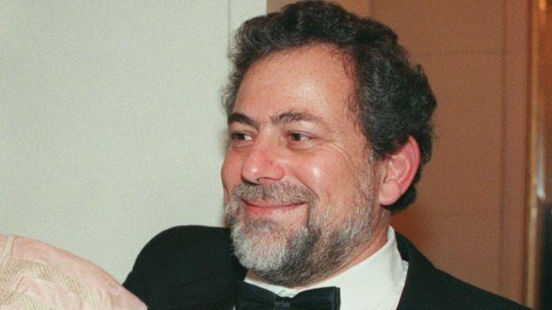 Gustavo Gorriti en 1998