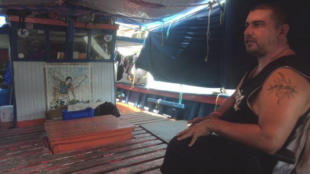 Barco Freddymar.