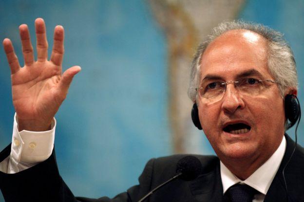 Antonio Ledezma en una foto de 2009.