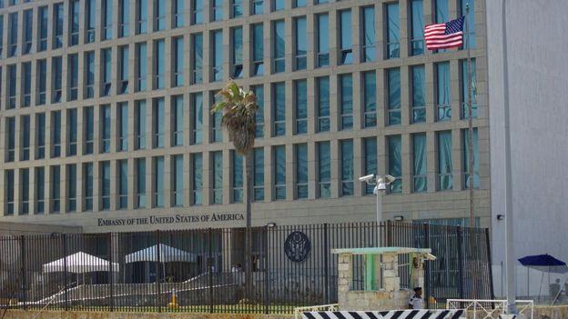 Посольство США в Гавані