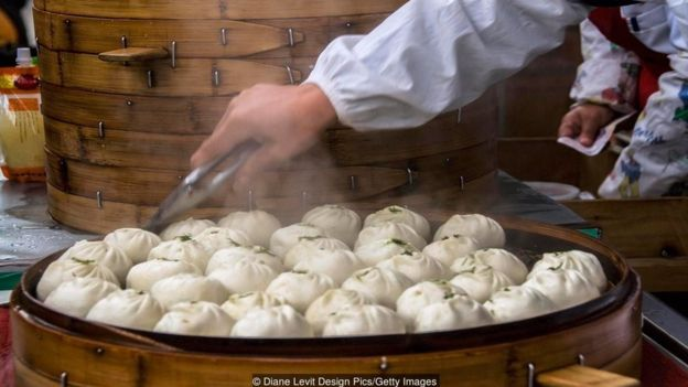 Eat like a local using dianping.com to find noodle shops and dumpling houses