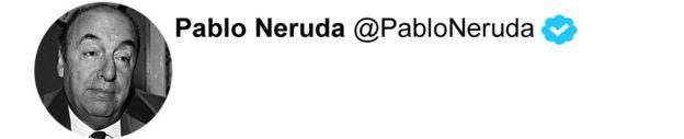 Twitter Neruda