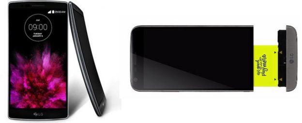 teléfonos LG (Foto: LG).