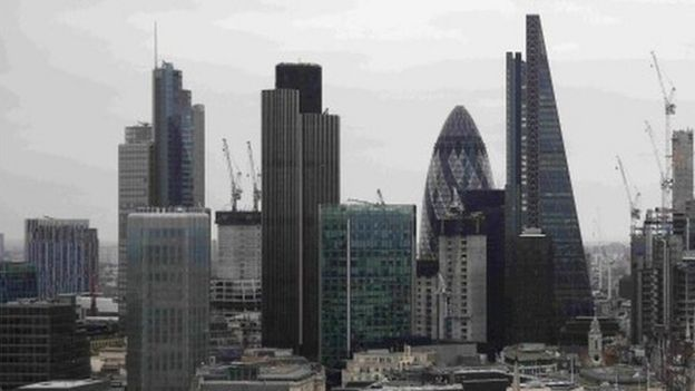 The EU has warned the UK it cannot hope to get a special deal for the City of London