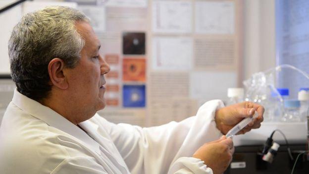 Pedro Ismael da Silva Júnior, pesquisador do Laboratório Especial de Toxinologia Aplicada do Instituto Butantan