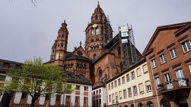 مدينة ماينز الألمانية