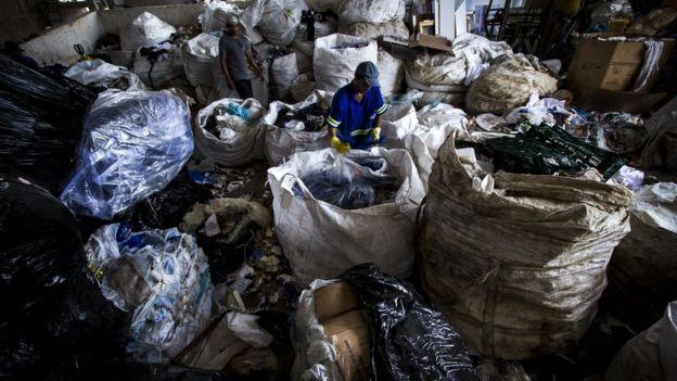 Coorjopa (Cooperativa de Catadores de Material Recicável João Paulino)