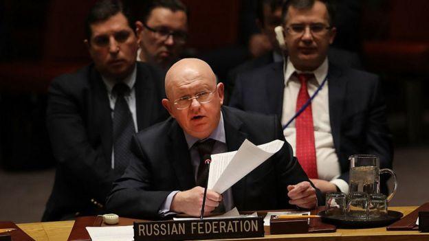 Vasily Nebenzia
