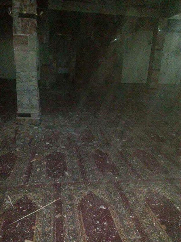 افراد مهاجم روز گذشته سربازان ارتش را که در مسجد این پایگاه در حال نماز بودند، هدف قرار دادند