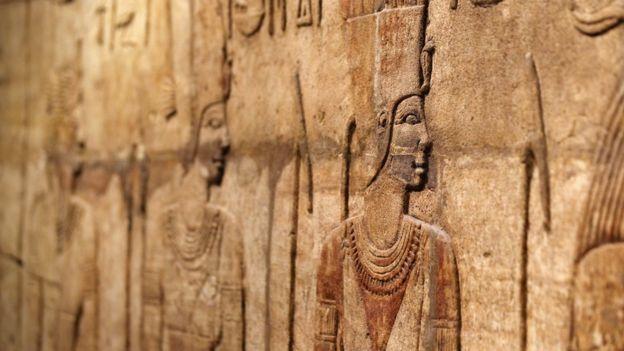 نقوش فرعونية