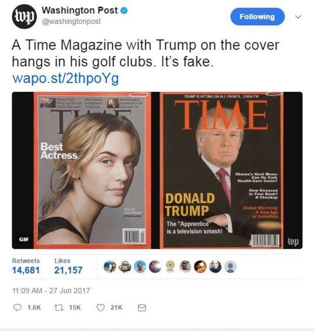 Twitter/ Washington Post