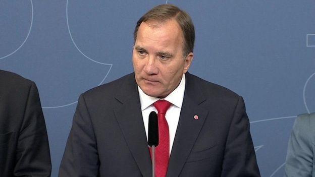 ترمیم کابینه سوئد در بحبوحه رسوایی درز اطلاعات محرمانه
