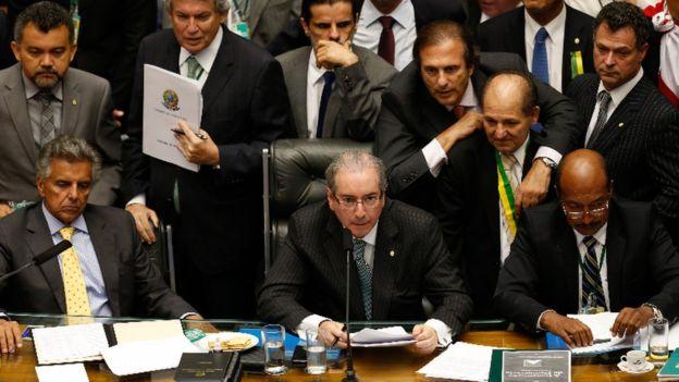 El Congreso de Brasil aprueba el juicio político a Dilma Rousseff.