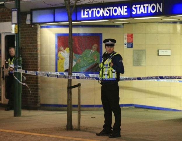 Нападение на станции метро