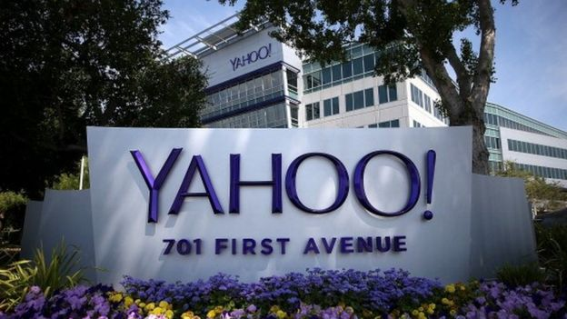 Yahoo HQ, California