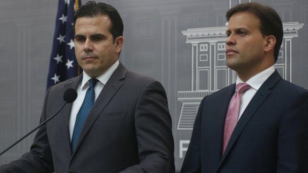 El gobernador de Puerto Rico pidió que se inicie el proceso de quiebra.