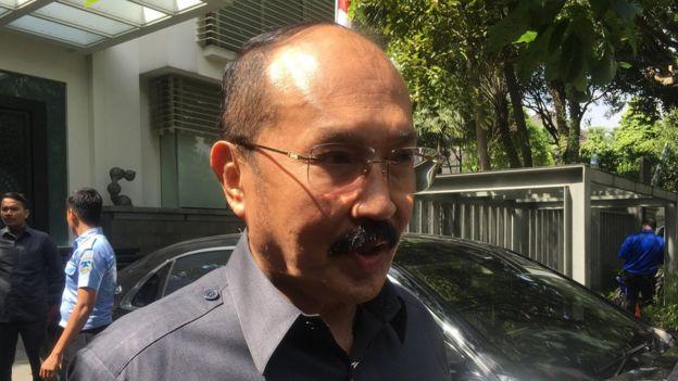 Fredrich Yunadi, kuasa hukum Setya Novanto