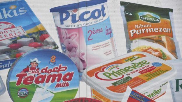Французская компания отзывает детское питание из 83 стран из-за сальмонеллы