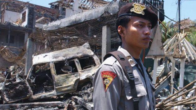 Bali'de 2002 saldırıları