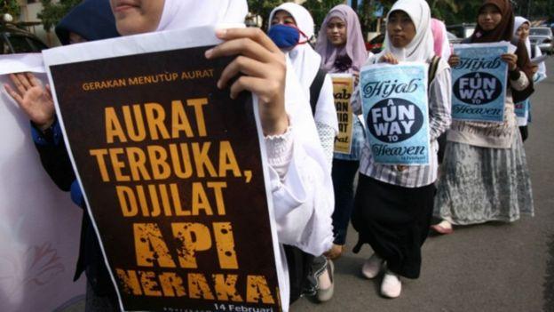 protes pelajar