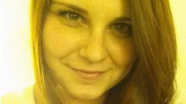 Heather Heyer, victim of Charlottesville car attack