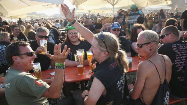 Wacken fans en 2014
