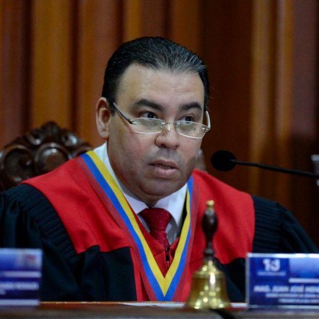 Juan José Mendoza.