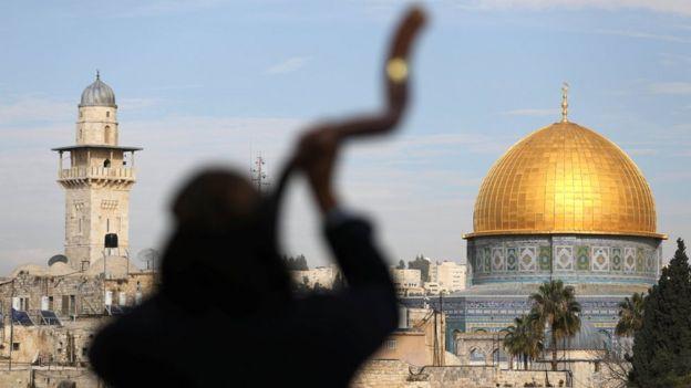 Dome of the Rock Yerusalem