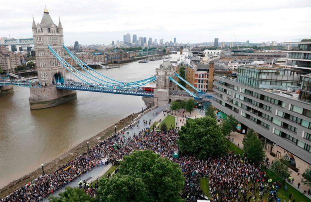Puente de Londres.
