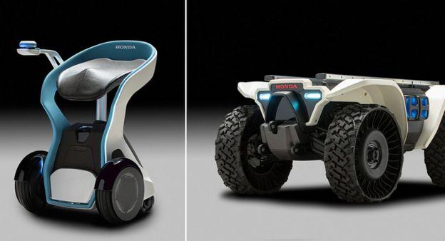 Honda в этом году представила публике роботов, помогающих людям в решении повседневных задач