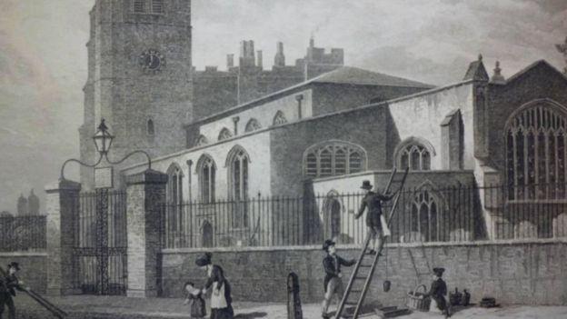 St Mary-at-Lambeth