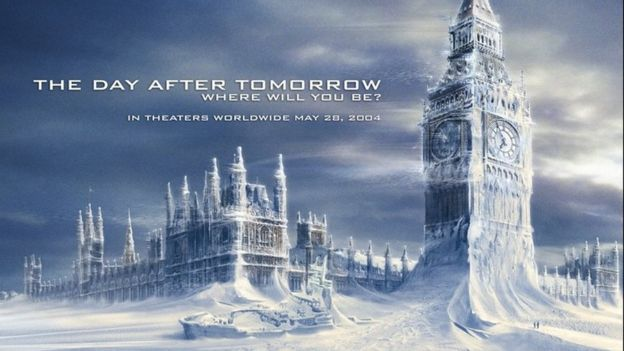 Movie posted for the Day After Tomorrow