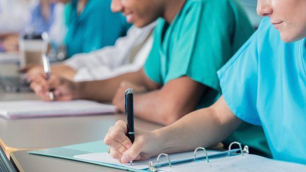 Estudantes de Medicina