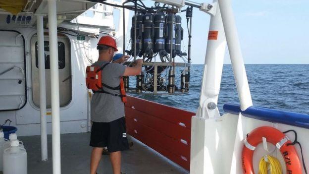 Sensor de medición de oxígeno